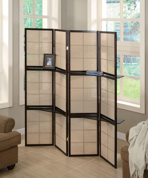 BIOMBO BROWN SHELVES