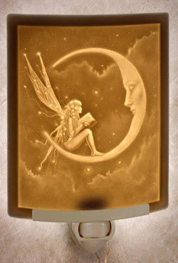 Curved Night Light Story Fairy