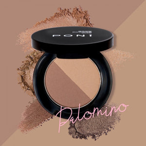Poni Cosmetics Brow Duo Powder
