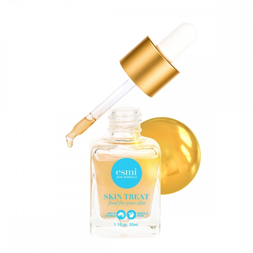 esmi Skin Minerals Golden Anti-Ageing Serum