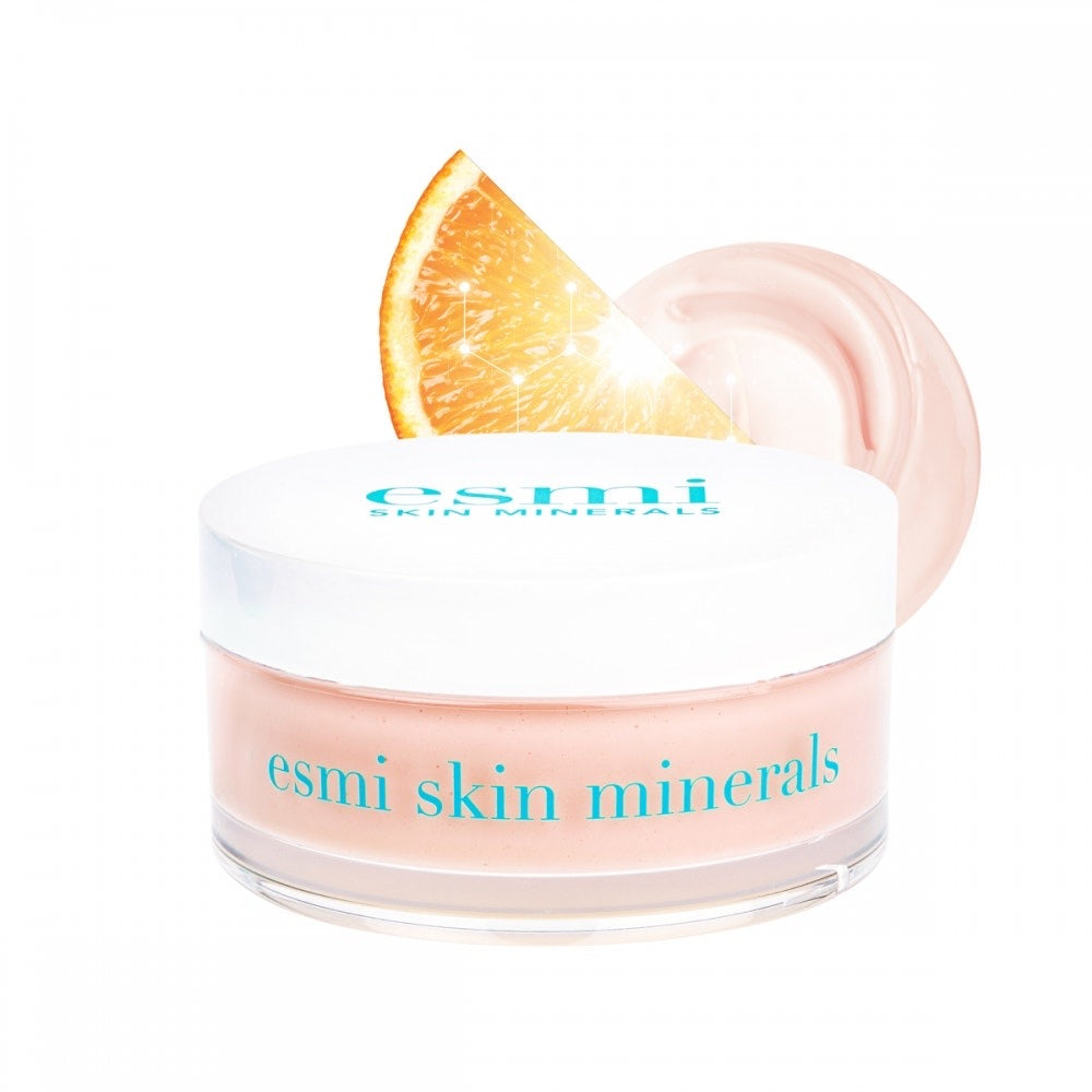 esmi Skin Minerals Bouncy Brightening Silky Booster Mask 150ml