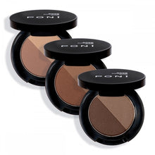 Load image into Gallery viewer, Poni Cosmetics Brow Duo Powder