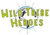 Wild Tribe Heroes Books