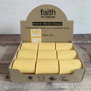 Faith in Nature Naked Soap Bar