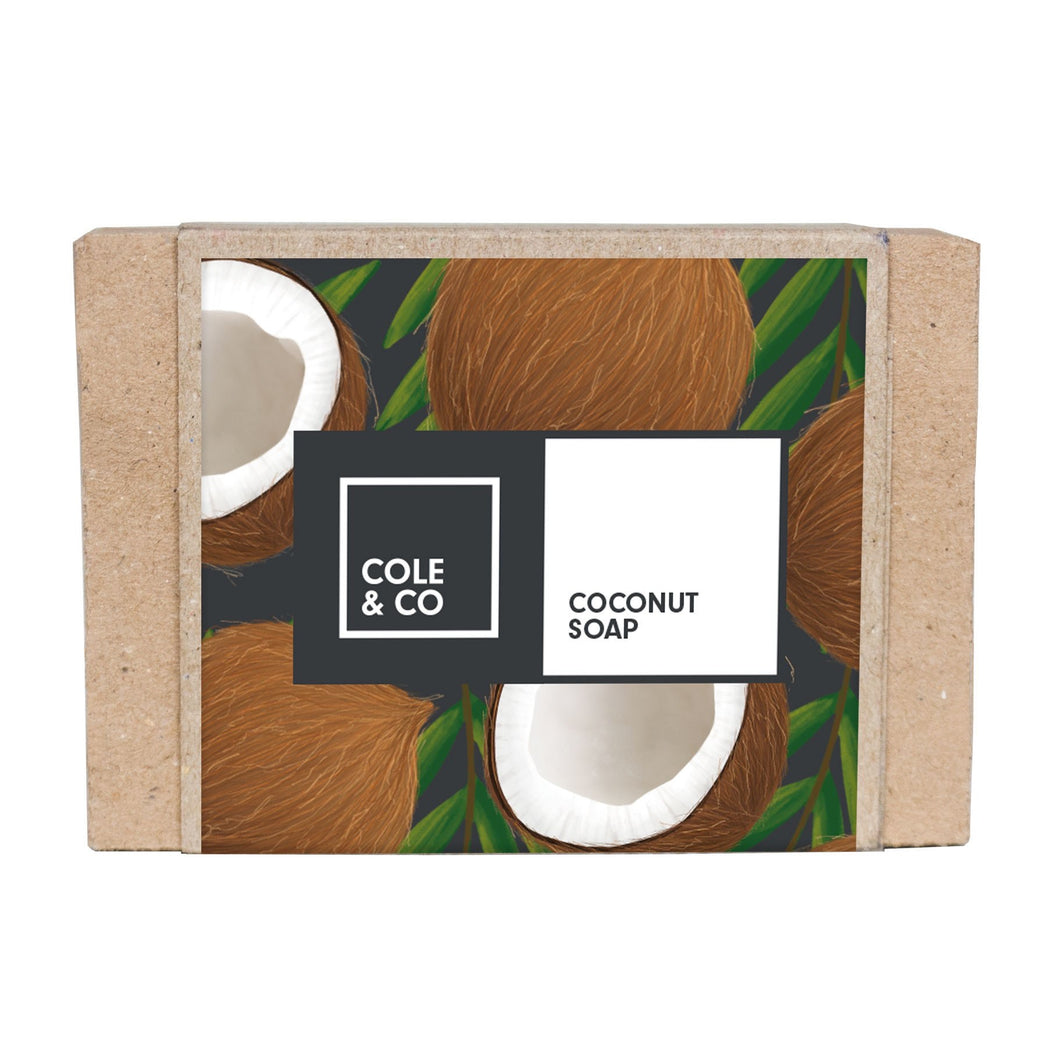 Cole & Co Soap Bar