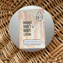 Load image into Gallery viewer, SESI Organic Hand & Body Lotion