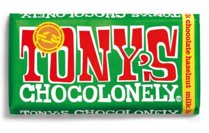 Tony's Chocolonely 180g Bars