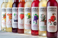 Load image into Gallery viewer, Urban Cordials - made with British Fruit Surplus