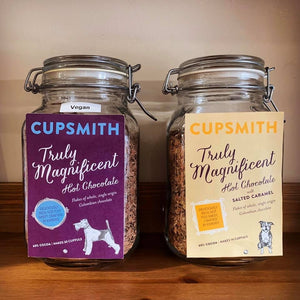Cupsmith Luxury Hot Chocolate Flakes
