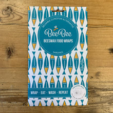Load image into Gallery viewer, BeeBee Beeswax Wraps - Mixed Pack