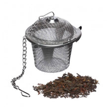 Load image into Gallery viewer, Tea Basket - Stainless Steel Loose Leaf Tea Infuser