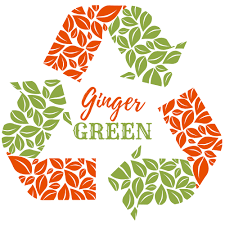 Ginger Green Reusable Pantyliner