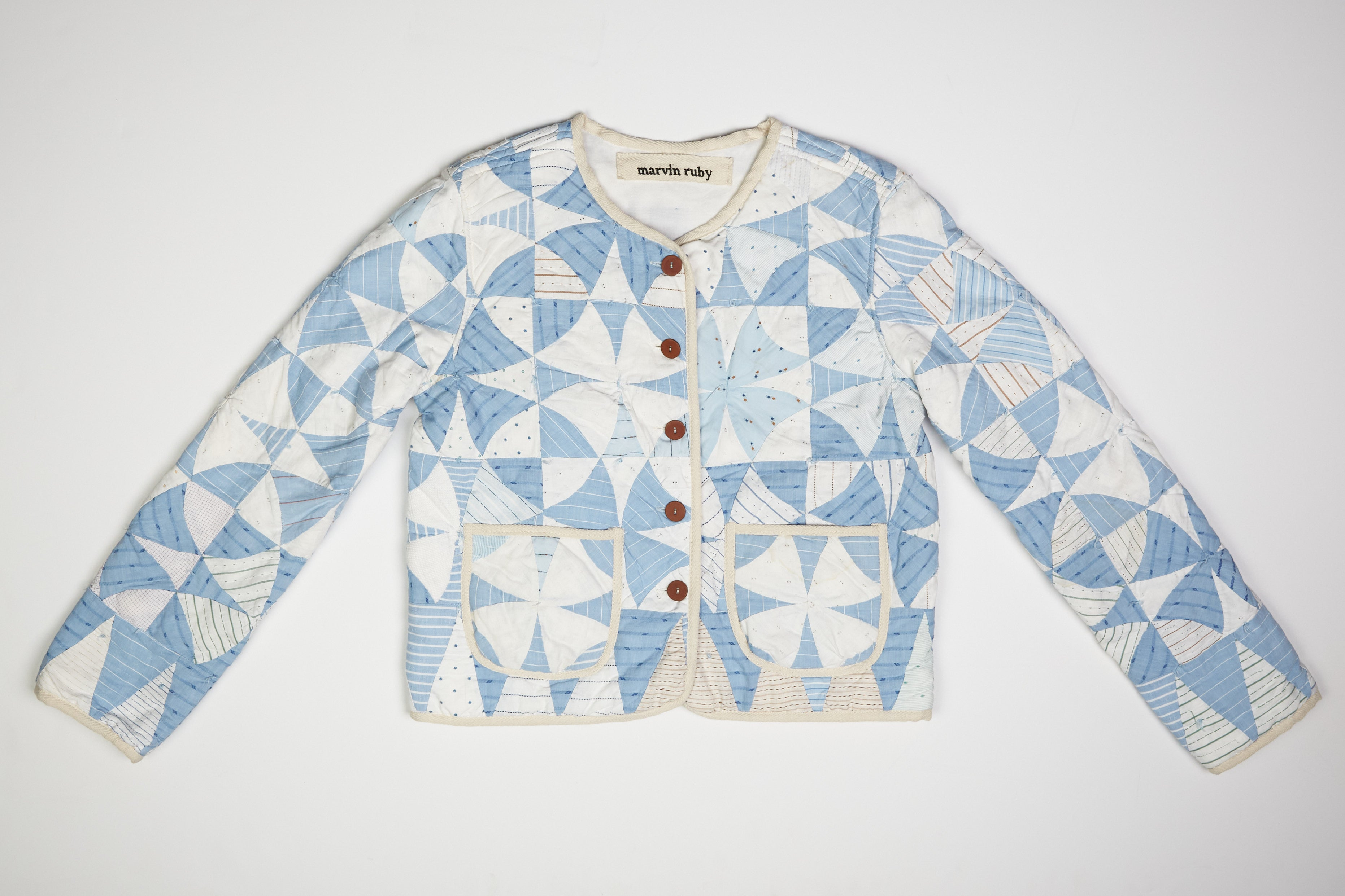 Kaleidoscope Quilted Jacket