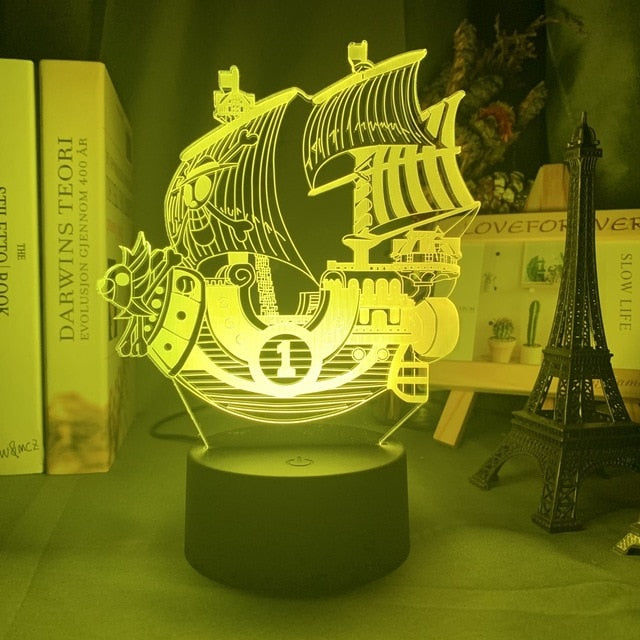 Lampe One Piece Thousand Sunny