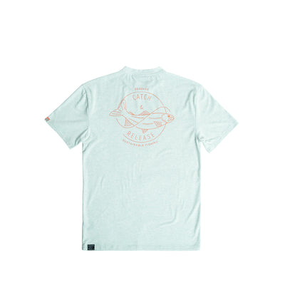 Catch and Release Tee Kids