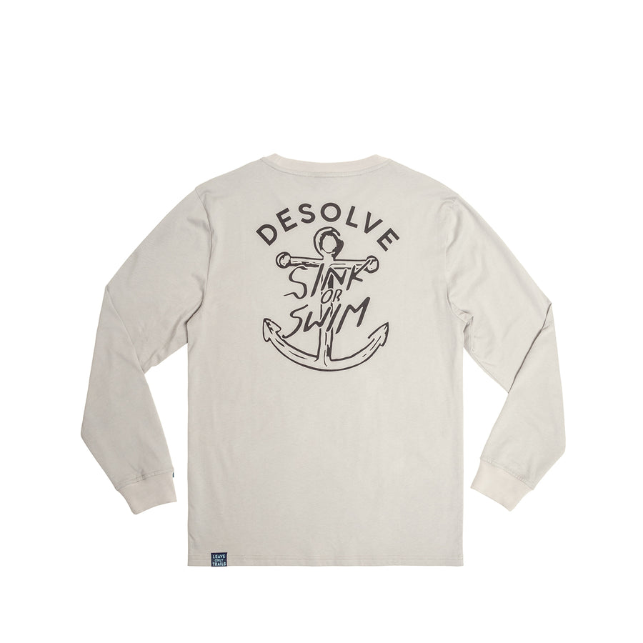 Sink or Swim LS Tee