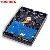 "TOSHIBA 500GB Internal Hard Drive Disk Harddisk HDD HD 500 GB 500G SATA III 3.5"" 7200 RPM 32M Cache for Desktop Computer"