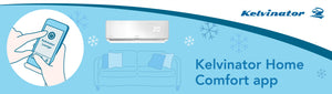 Kelvinator Home Comfort App Air Conditioners