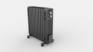 2.4kW Oil Free Column Heater