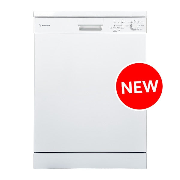 Westinghouse WSF6602WA 13 Place settings dishwasher - White