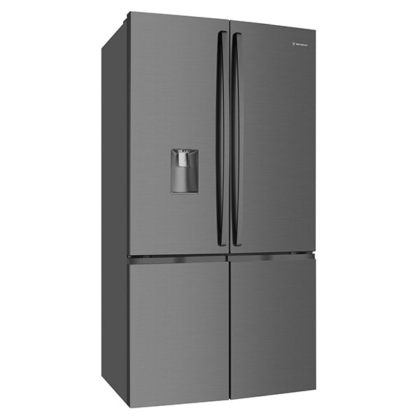 Westinghouse WQE6060BA 600L French Four Doors Fridge
