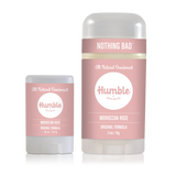 Humble All Natural Deodorant, Travel Size