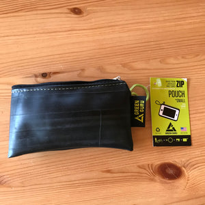Green Guru Bike Tire Zipper Pouch