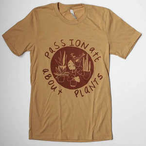 Passionate About Plants T-Shirt