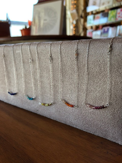 Chakra Bar Necklaces