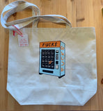 All Out Of F*cks Tote Bag