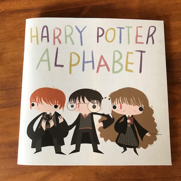 Alphabet Books