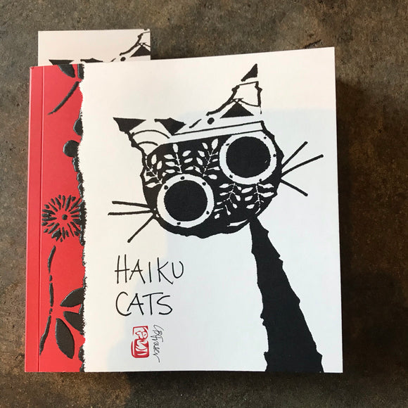 Haiku Cats Book