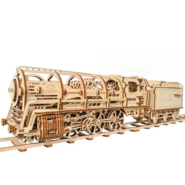 UGEARS LOCOMOTIVE AND TENDER