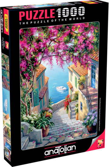 ANA1088 STAIRS TO THE SEA 100 PIECE