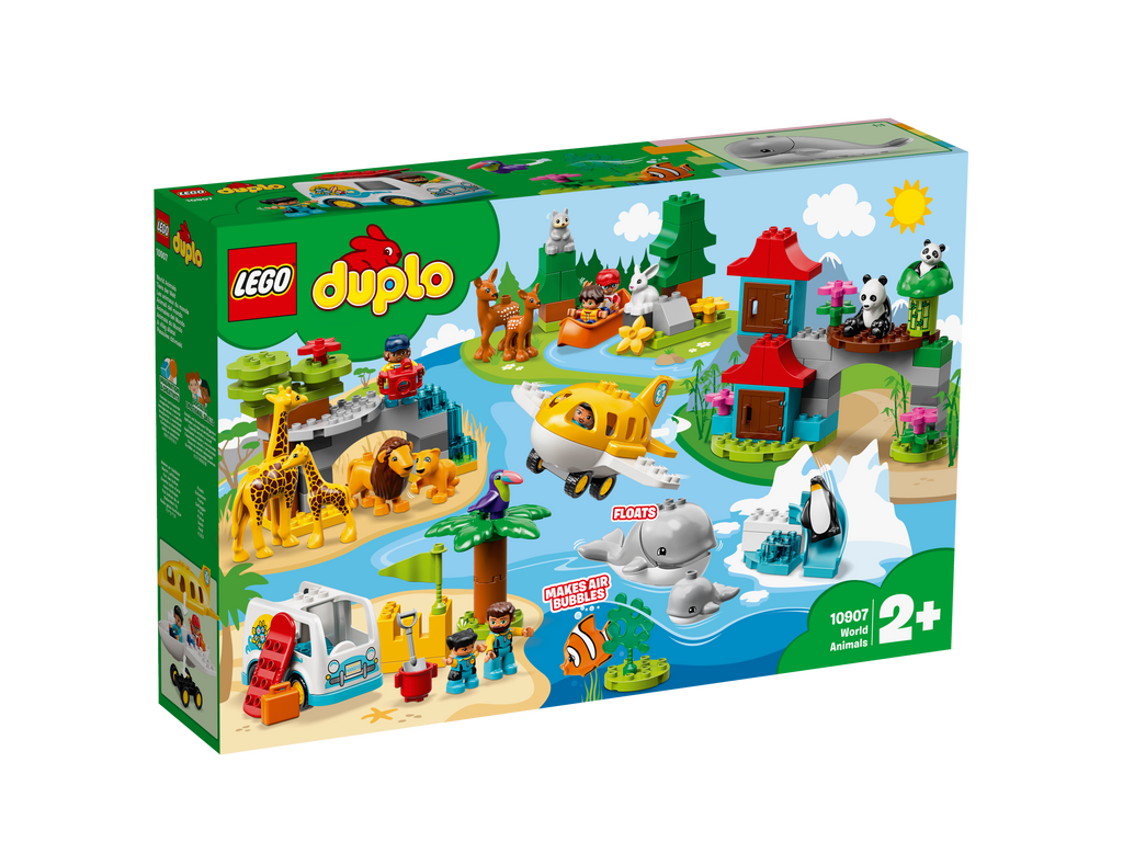 LEGO 10907 DUPLO World Animals
