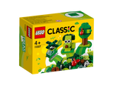 LEGO 1007 CLASSIC CREATIVE GREEN BRICKS