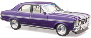 18689 FORD XY FALCON DEEP AMETHYST 1:18TH