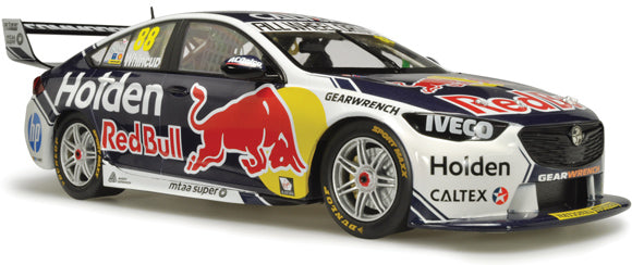 18694 HOLDEN ZB COMMODORE RED BULL RACING TEAM 2019 WHINCUP