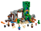 LEGO 21155 MINECRAFT THE CREEPE MINE