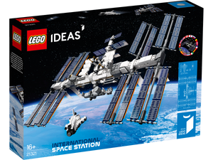 LEGO 21321 IDEAS SPACE STATION