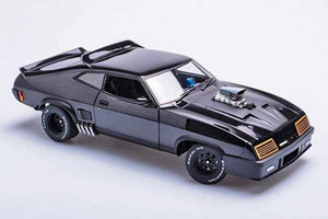 FORD XB TUNED VERSION BLACK INTERCEPTOR 1:18TH