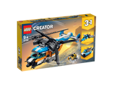 LEGO 31096 CREATOR 3 IN 1 TWIN ROTOR HELICOPTER