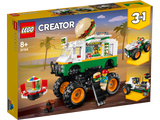 LEGO 31104 CREATOR 3 IN 1 MONSTER BURGER TRUCK
