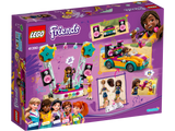LEGO 41390 FRIENDS ANDREAS CAR AND STAGE