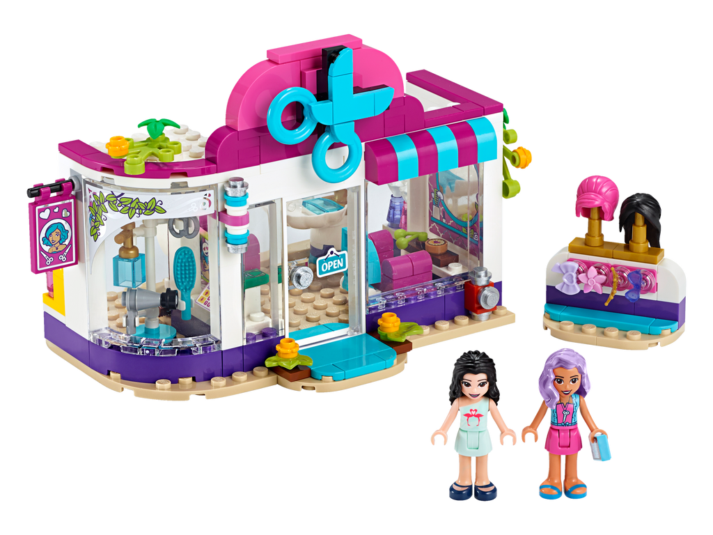 LEGO 41391 FRIENDS HEATLAKE CITY HAIR SALON