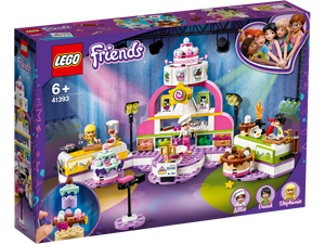 LEGO 41393 FRIENDS BAKING COMPETITION