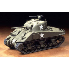 US M4 SHERMAN EARLY PRODUCTION TANK 1/48