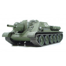 RUSSIAN TANK DESTROYER SU-122 1/48