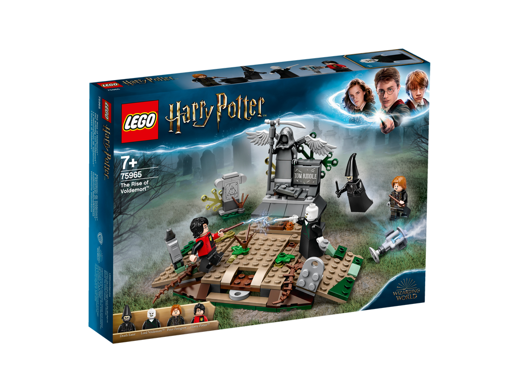 LEGO 75965 HARRY POTTER THE RISE OF VOLTERMORT