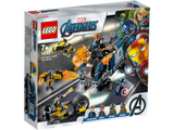 LEGO 76143 MARVEL AVENGERS TRUCK TAKE DOWN
